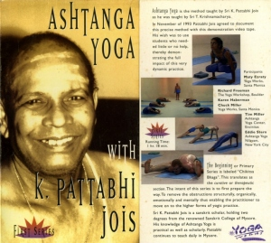 Ashtanga Yoga with Sri K. Pattabhi Jois