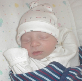 My nephew Liam